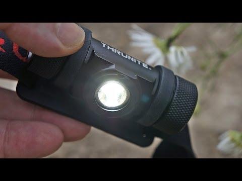 Stirnlampe TH20