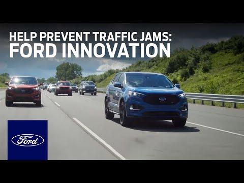 Adaptive Geschwindigkeitssysteme könnten Staus minimieren | Ford & Vanderbilt