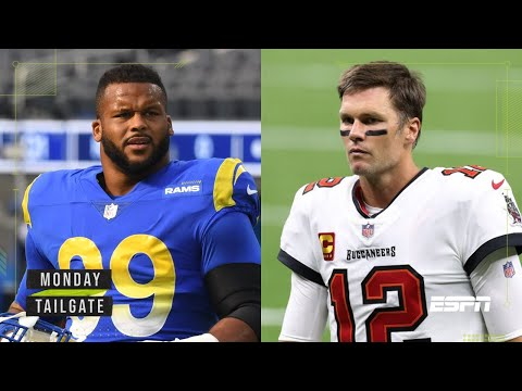 Los Angeles Rams vs Tampa Bay Buccaneers Monday Night Football preview | Monday Tailgate
