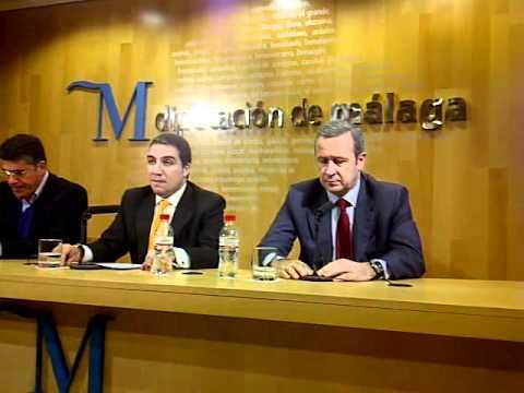 Elías Bendodo informa sobre actuaciones del Patronato Provincial de Recaudación
