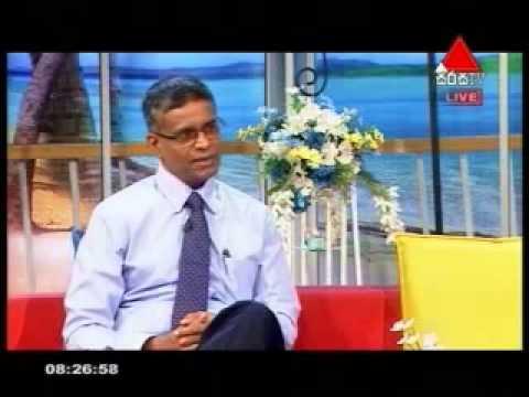 About Sahasak Nimavum Sirasalindaya 27/10/2014 by SLIC Commissioner Mr. Deepal Sooriyaarachchi