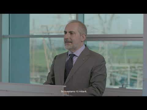 Il Piano industriale 2021-2025 spiegato dall'AD Stefano Donnarumma
