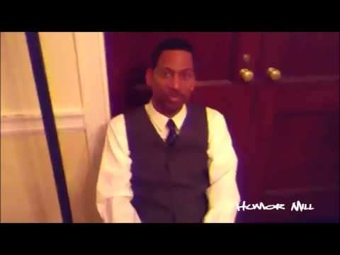 Behind The Scenes- Interview With Tony Rock At The Royal Comedy Tour!