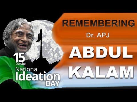 Short quotes - Remembering Dr.APJ Abdul Kalam  Kalam Birth Anniversary  Kalam Inspirational Quotes