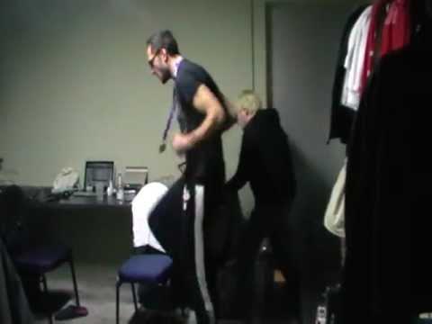 4tune8 Backstage B-Boy Jam in Mannheim 04.03.2012