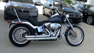 8. USED 2008 Softail for sale in Tampa Bay Florida - Call for Price Specs & Review