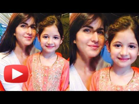 Katrina Kaif With Harshali Malhotra | Bajrangi Bha