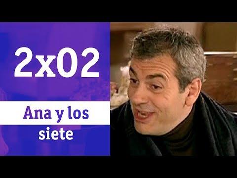 Ana y los siete: 2x02 - Cuento de Navidad | RTVE Series