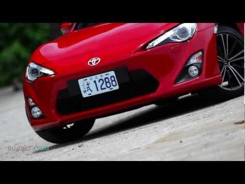 精準指向Toyota 86