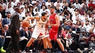 Raptors vs. Nets: Game 6 Flash Recap