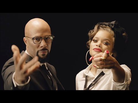Andra Day Ft. Common - Stand Up For Something