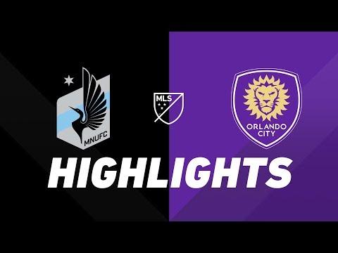 Video: Minnesota United FC vs. Orlando City SC | HIGHLIGHTS - August 17, 2019