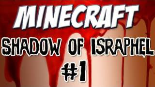 "Minecraft - ""Shadow of Israphel"" Part 1: Crash and Burn"