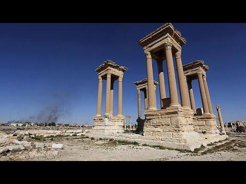 Στην αρχαία πόλη της Παλμύρας εισέβαλαν πάλι οι τζιχαντιστές του ΙΚΙΛ