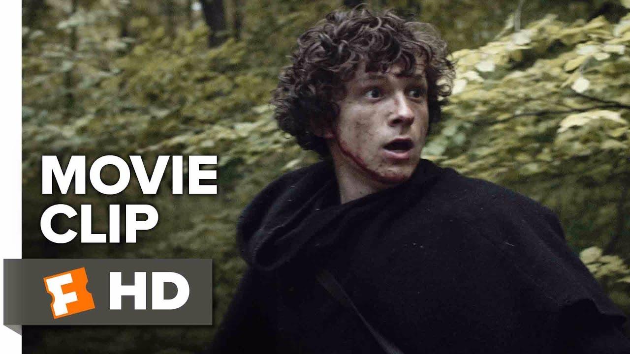Tom Holland, Richard Armitage & Jon Bernthal go on a Journey Paved in Blood in Medieval Thriller 'Pilgrimage' (Clip)