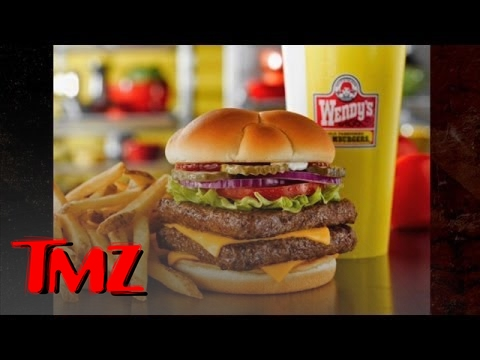 tmz - The burger giant threatens to sue if we post an alleged moldy tomato video that we never even knew existed! Thanks for the tip, Wendy's ... now we're on the ...