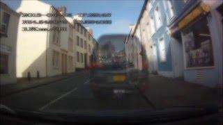 Whitehaven United Kingdom  city photo : Whitehaven Cumbria United Kingdom Mon 15th April 2013 GPS DashCam GS600