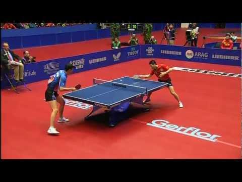 2012 WTTTC KOR-CHN (1): Oh Sang Eun - Ma Long (full match|short form)