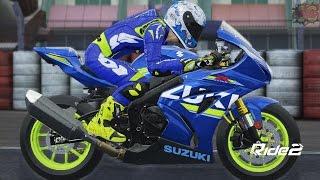 7. Ride 2: 2014 Suzuki GSX-R1000 Vs. 2017 Suzuki GSX-R1000