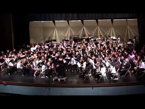 HM Jackson High School - Final Concert 2013-2014;  Mulan