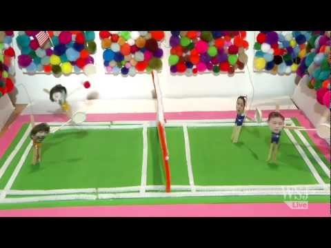 Homemade Highlights Olympic Badminton Scandal