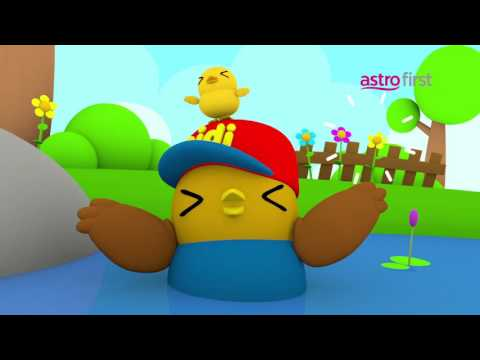 Didi & Friends: [PROMO] Anak Itik Didi Di Astro First