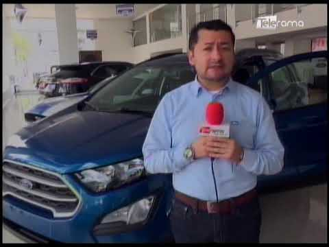 Quito Motors presenta al mercado nuevo SUV Ford Ecosport