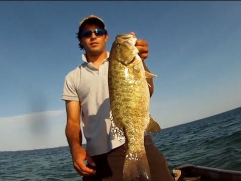 The Best Small Mouth Bass Fishing In The Whole World