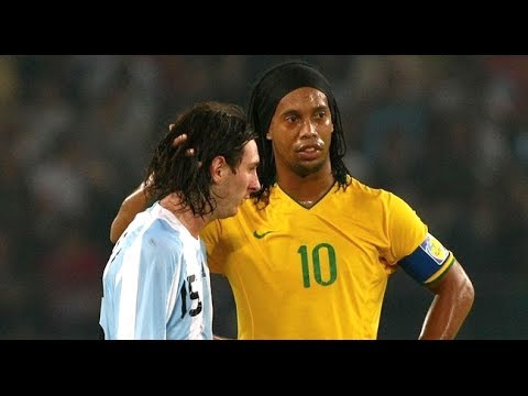 messi! - Ronaldinho & Leo Messi - Short Movie by FEEL MY STYLE! ○ A beautiful Friendship Story betwen Two Legends! and the best of them - skills - goals and greates...