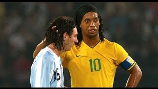 Video Ronaldinho & Messi ● THE MOVIE ●  Two Legends - One Story || HD MP3, 3GP, MP4, WEBM, AVI, FLV Agustus 2017