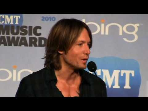 Keith Urban at CMT Awards&CMA Fest
