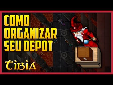 Como Organizar o seu Depot