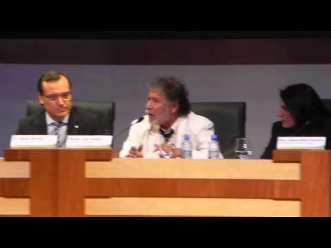 Hector Ponce 1 aniversario del convenio Atilra y Fundación Favaloro palabras