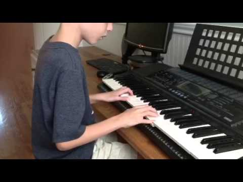8 Yr Old Musiah Piano Student Plays Fur Elise