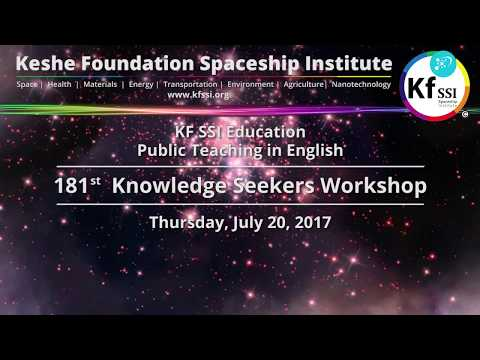 Video 181st Knowledge Seekers Workshop, Thursday, July 20, 2017 download in MP3, 3GP, MP4, WEBM, AVI, FLV January 2017