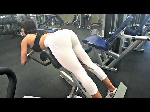 Big Booty Squat Belt Workout!