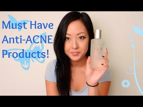 SKIN: My Must Have Acne-Fighting Products!