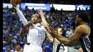 Spurs vs. Mavericks: Game 6 Flash Recap