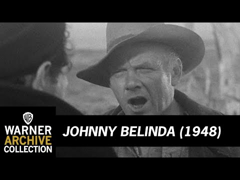Johnny Belinda (1948) – Fight On The Cliff