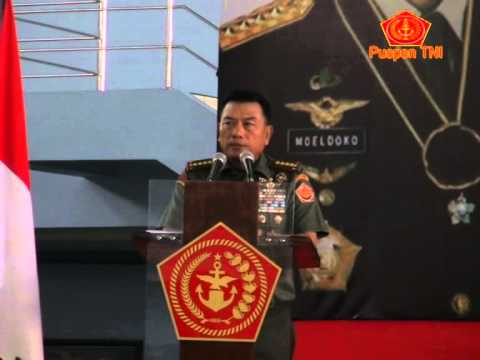 Panglima TNI Berikan Pengarahan 1.564 Prajurit TNI di Bandung