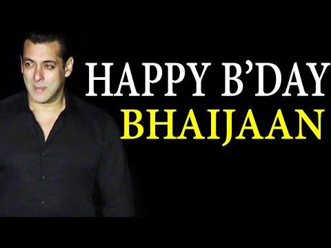 Salman Khan Celebration His Grand Birthday Party At Panvel Farm house.