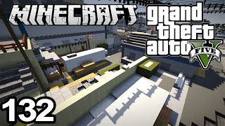 GTA 5 in Minecraft #132 HOLY DETAILS and a little building