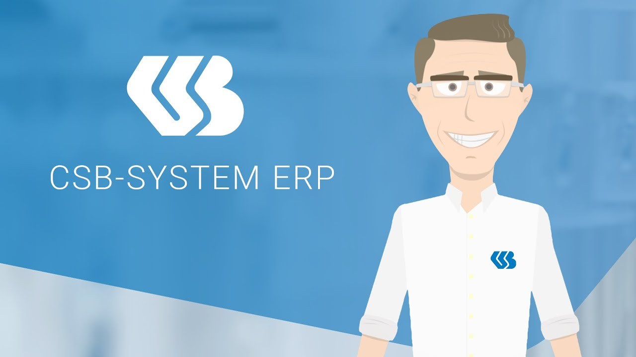 CSB-System ERP Software Solution