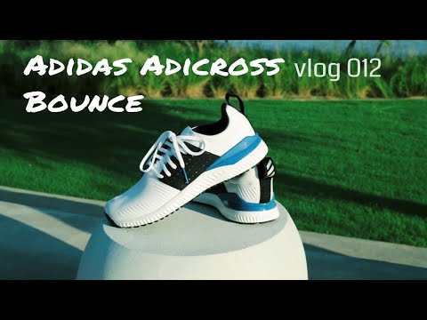 Adidas Adicross Bounce Golf Shoes // vlog 012