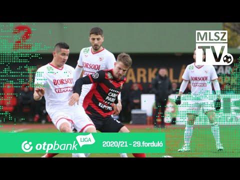 29. forduló: BMTE - DVTK 1-2 (0-1)