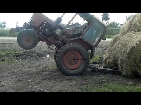 Il turbo trattore