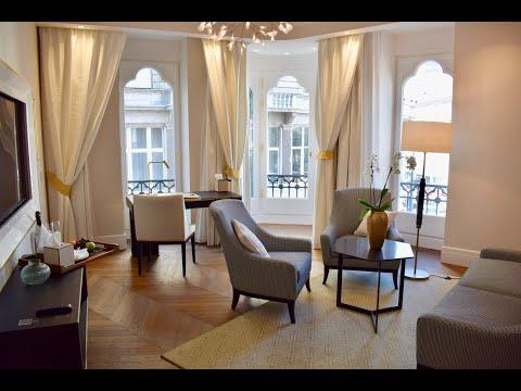 8000 PUNKTE: Parisi Udvar Hotel Budapest – Unbound Collection by Hyatt – Suite (VIDEO)