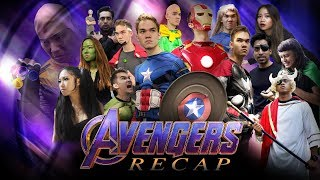 Video Avengers Recap In 8 Minutes MP3, 3GP, MP4, WEBM, AVI, FLV April 2019