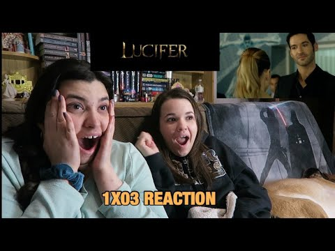 LUCIFER 1X03 REACTION