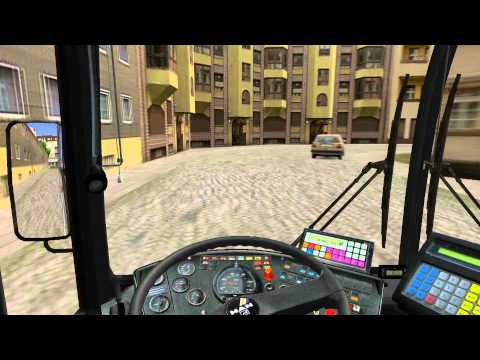 OMSI Bus Simulator - Taking The